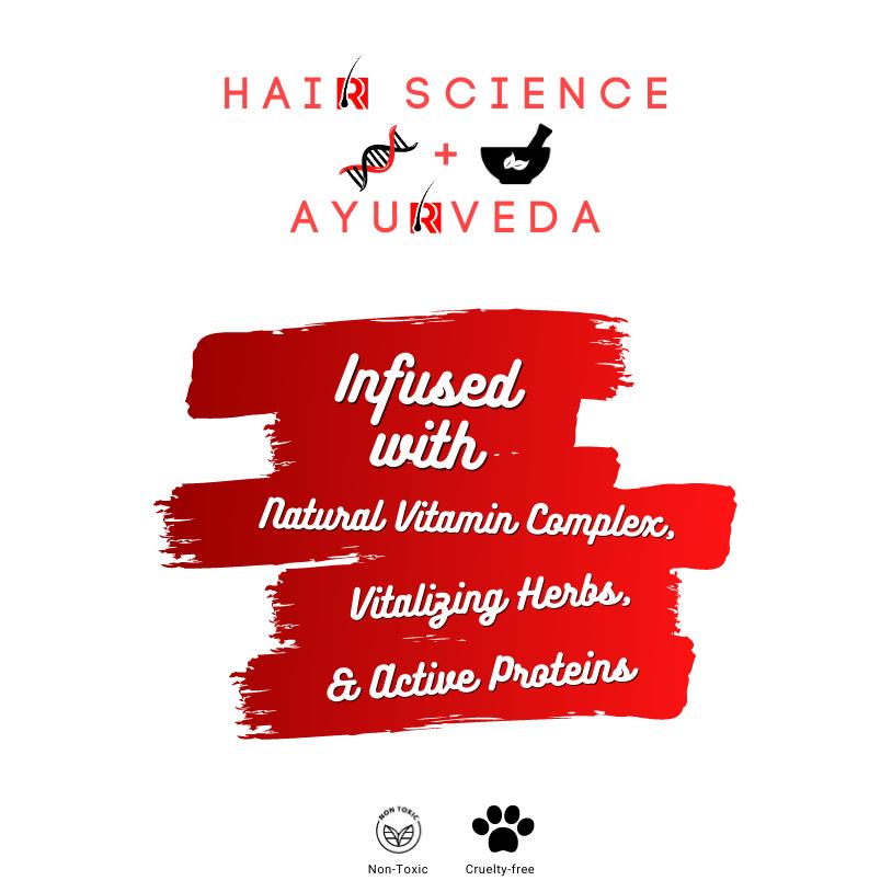 Ayurvedic Hair Treatment