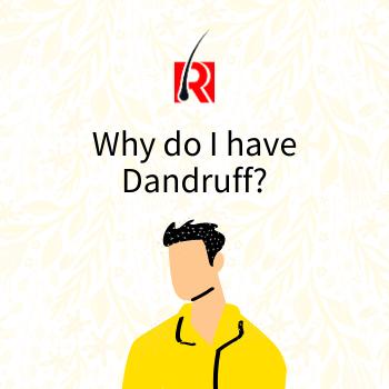 Reason for Dandruff