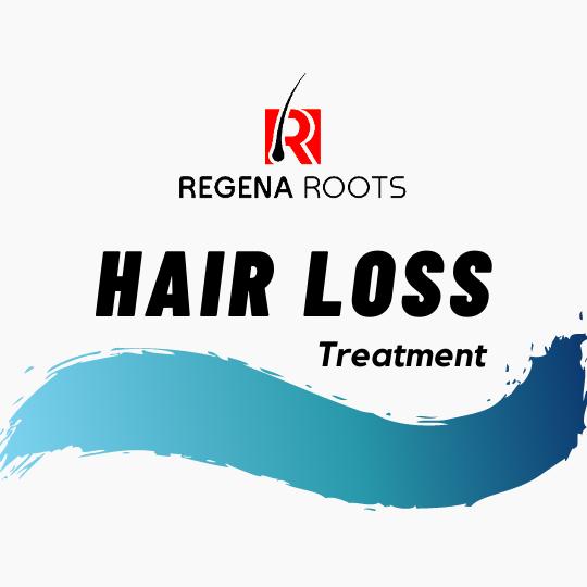 Natural Hair Loss Treatment