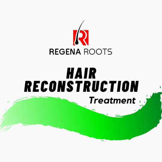 Natural Hair Regrowth Solution